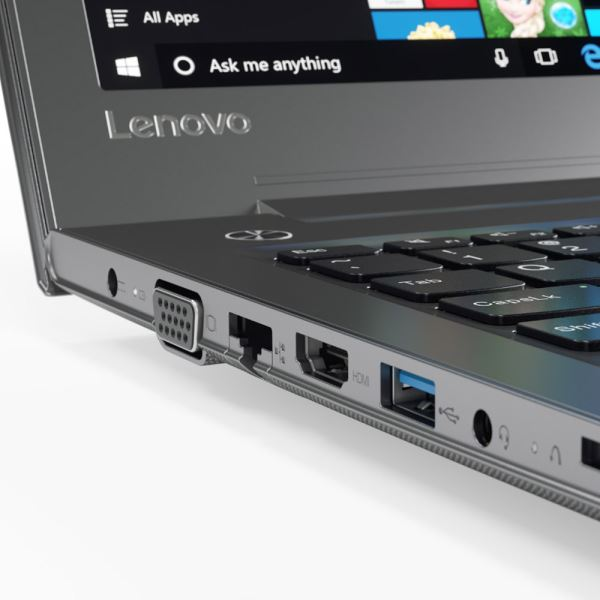 LENOVO IDEAPAD 510 CORE İ5 7200U 2.5GHZ-8GB RAM-1TB HDD-15.6