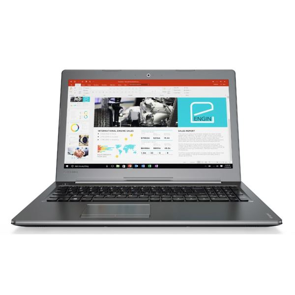 LENOVO IDEAPAD 510 CORE İ5 7200U 2.5GHZ-12GB RAM-1TB HDD-15.6