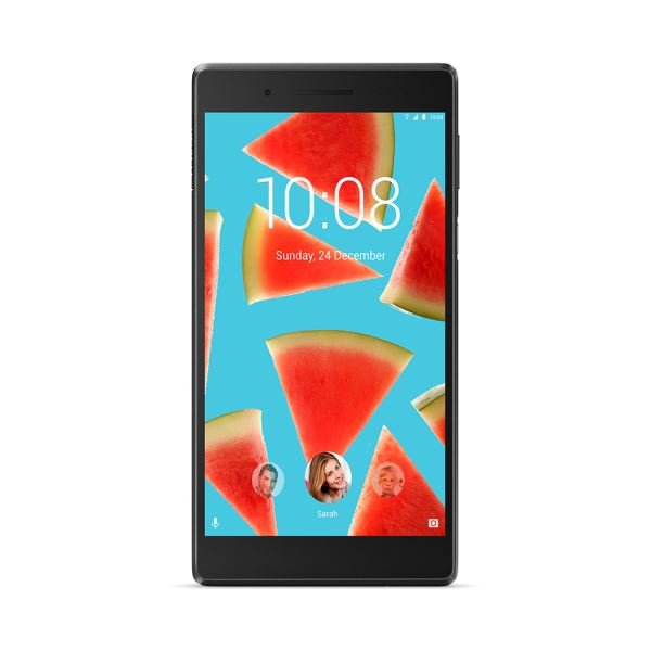 LENOVO TAB 7 HD MTK8167D QUAD CORE-1.3GHZ-2GB-16GB BT- 6.98''-CAM- AND.7.0-SIYAH