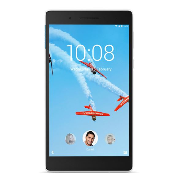 LENOVO TAB 7 MTK8167D QUAD CORE-1.3GHZ-1GB-8GB BT-7''-CAM-  AND.7.0-BEYAZ