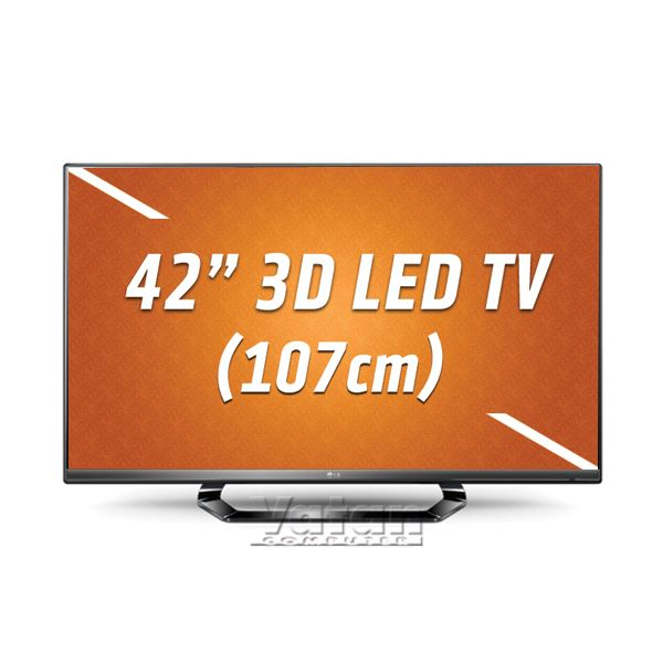 LG 42LM640S 3D LED TV 107 cm FULL HD,400 HZ,DLNA,4xHDMI,USB,Wİ-Fİ,HD Uydu