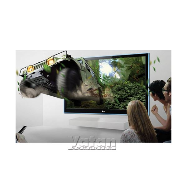 42LW650S 3D LED Smart TV 107cm FULL HD, MCI 850 HZ, 1920x1080, 4xHDMI, DLNA, USB