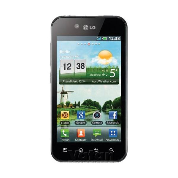 LG P970 Optimus Black CEP TELEFONU