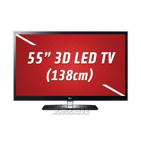 LG 55LW4500 3D LED CİNEMA 138 cm FULL HD, MCI 400 HZ, 1920x1080, HDMI, USB