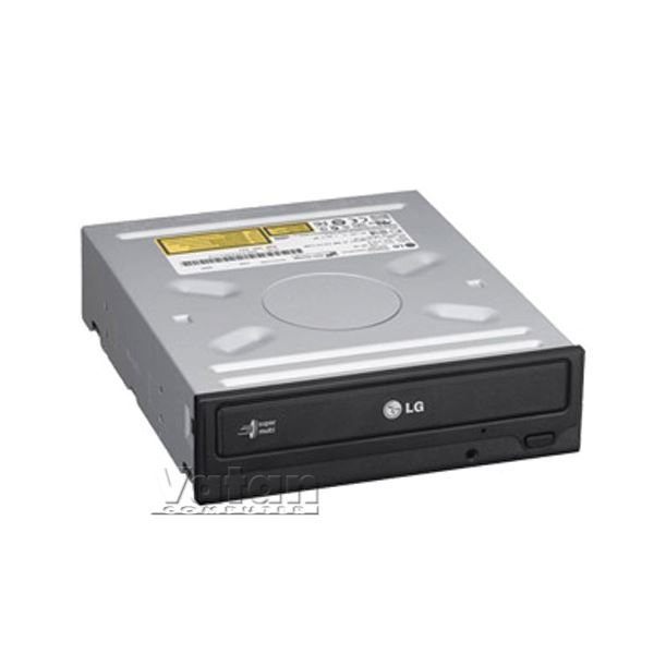 GH24NS90 24X ± DOUBLE LAYER SATA DVD YAZICI SİYAH