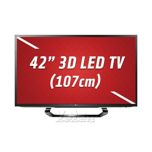 42LM615S ,3D LED TV 107 cm FULL HD, 200 HZ,DLNA,3xHDMI,USB,Dual Play,HD Uydu