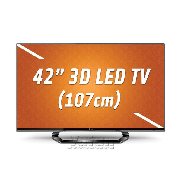 42LM660S FULL HD 107 cm,3D LED Smart TV,MCI 400 Hz,Wİ-Fİ,4 Adet Gözlük