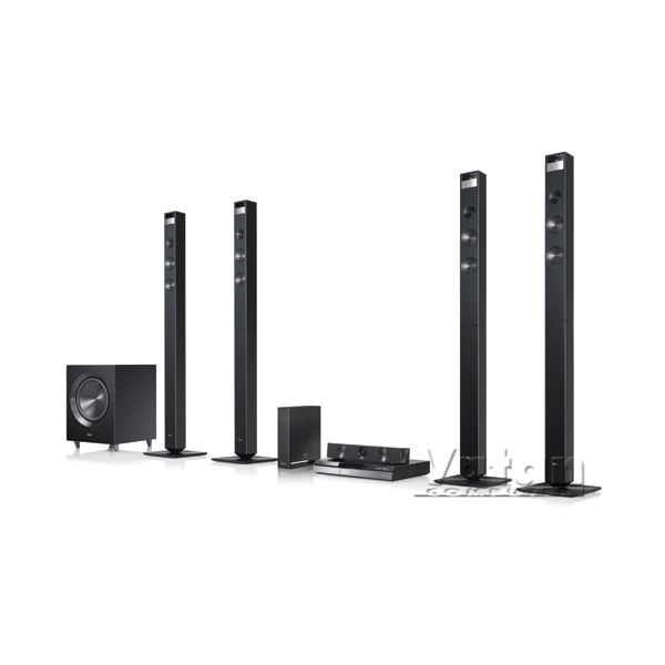 LG BH9520TW FULL HD 3D BLURAY DVD EV SİNEMA SİSTEMİ, 1080 W, 9+1, USB, HDMI, MKV