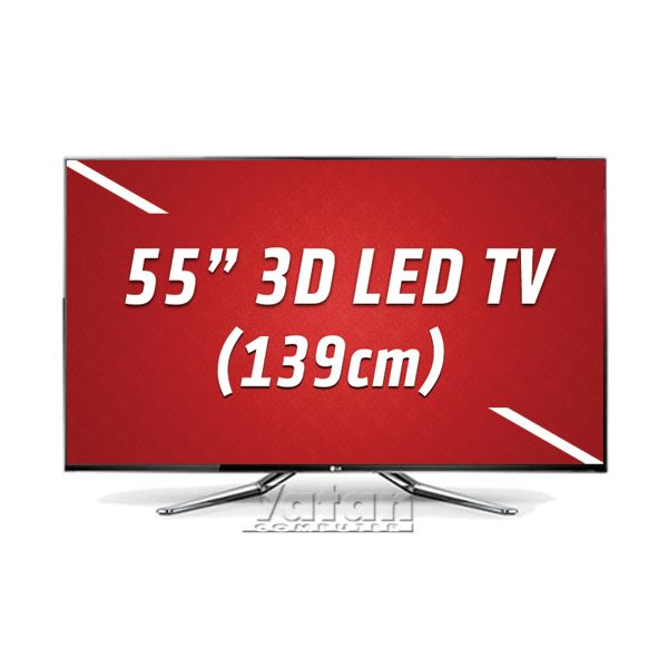 LG 55LM960V 3D FULL HD SMART LED TV,1000 Hz,Wİ-Fİ,6 ADET GÖZLÜK