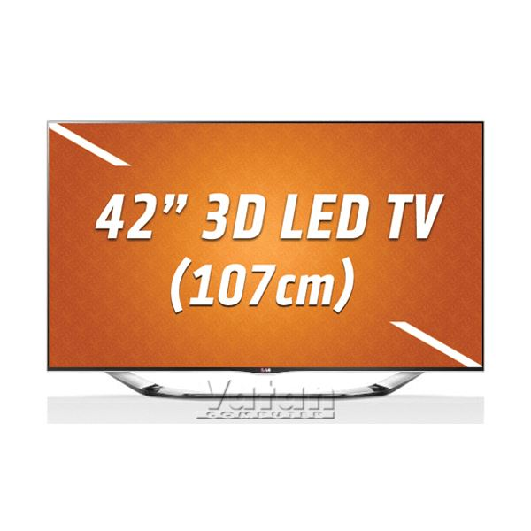 LG 42LA691S 107 cm CINEMA SMART 3D FULL HD LED TV, MCI 400 Hz,HDMI X4-UYDU ALICI