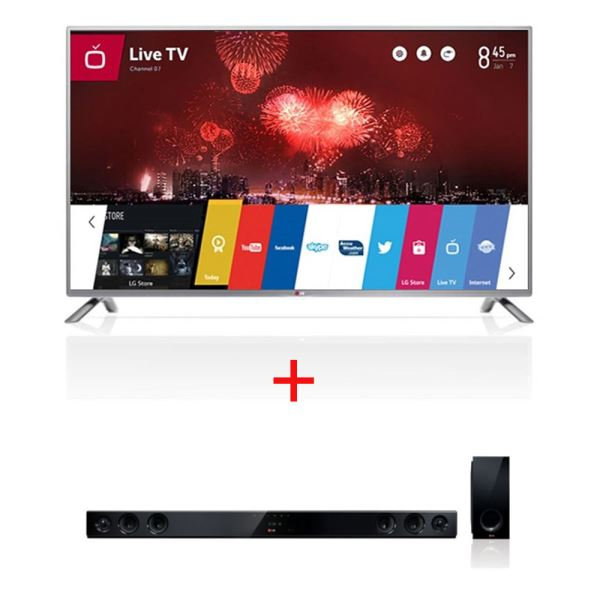 LG 47LB652V TV + NB3530A SOUNDBAR KAMPANYASI