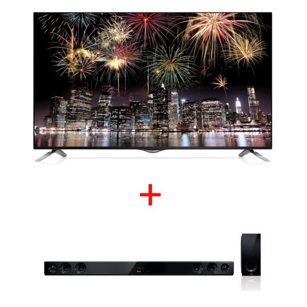 LG 49UB830V TV + NB3530A SOUNDBAR KAMPANYASI