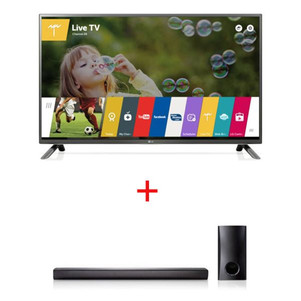 LG 55LF650V TV + NB2540A SOUNDBAR KAMPANYASI