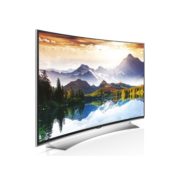 LG 65UG870V 65''(165 CM) 4K UHD 3D WEBOS SMART CURVED LED TV,DAHİLİ UYDU ALICI