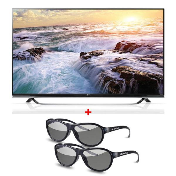 LG 49UF8507  ULTRA HD SMART LED TV  + LG AG-F315 GÖZLÜK BUNDLE KAMPANYASI