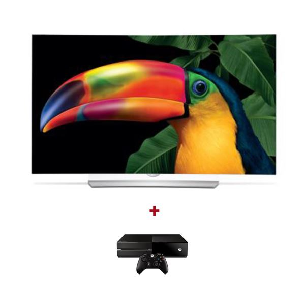 LG 55EG920V FHD Smart Curved Oled Tv + MICROSOFT XBOX 360 Bundle Kampanyası