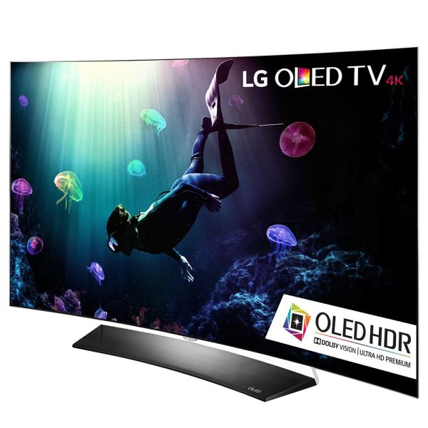 LG 65C6 65'' (164 CM) 3D 4K UHD webOS 3.0 SMART CURVED OLED TV,DAHİLİ UYDU ALICI
