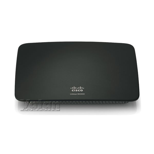 LINKSYS SE2500 GIGABIT 5 PORT SWITCH