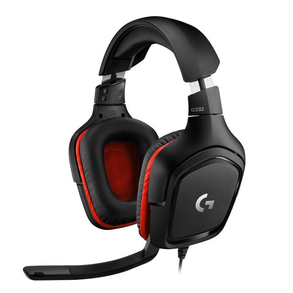 LOGITECH G332 WİRED GAMİNG HEADSET