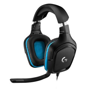 LOGITECH G432 SURROUND SOUND WİRED GAMİNG HEADSET