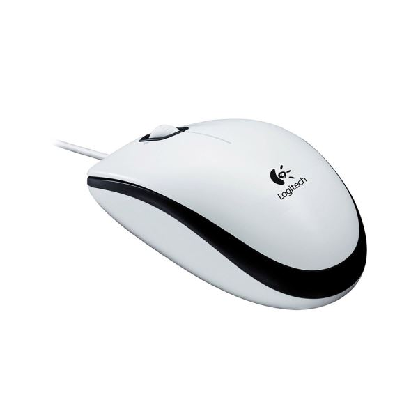 LOGITECH M100 OPTICAL 1.000dpi MOUSE (BEYAZ)