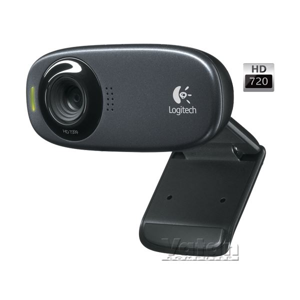 LOGITECH C310 HD 720p 5MP WEBCAM