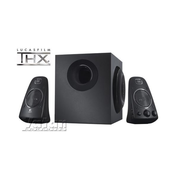 LOGITECH Z623 2.1 DTS DOLBY DIGITAL THX SPEAKER