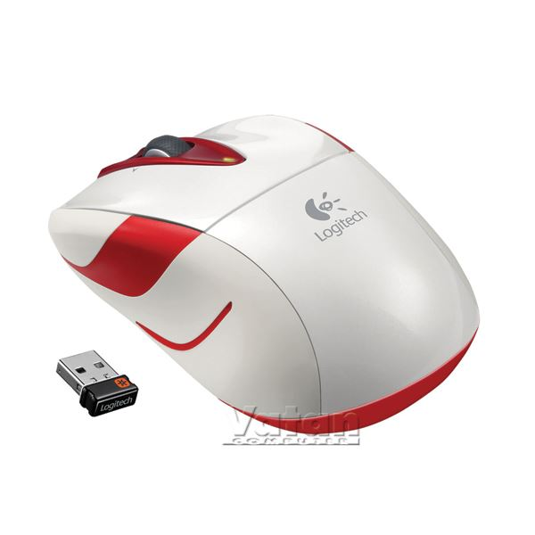 LOGITECH M525 WIRELESS MOUSE (WHITE)