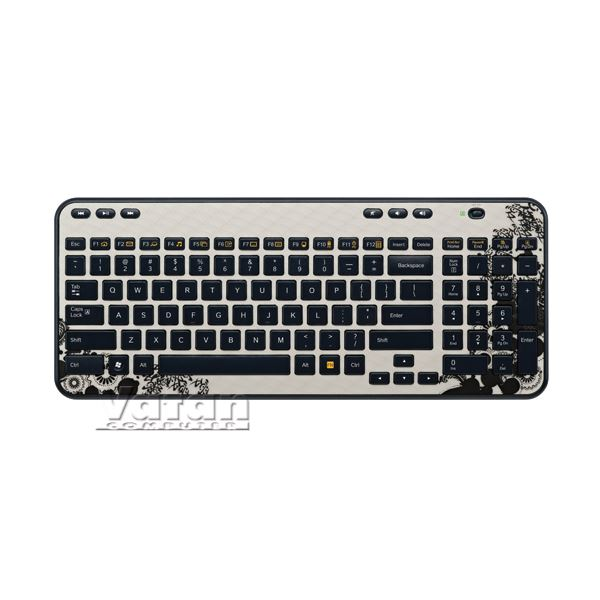 LOGITECH K360 UNIFYING WIRELESS KEYBOARD (INK GEARS)