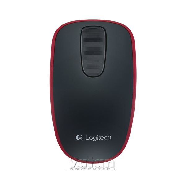 LOGITECH T400 ZONE TOUCH MOUSE (RED)
