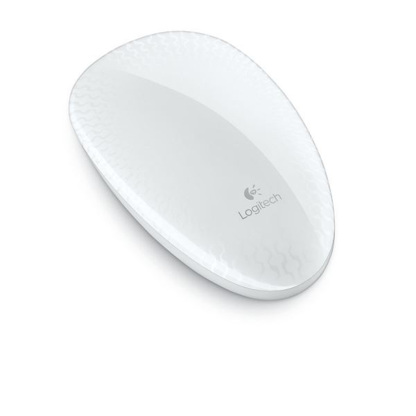 LOGITECH T620 TOUCH MOUSE (WHITE)