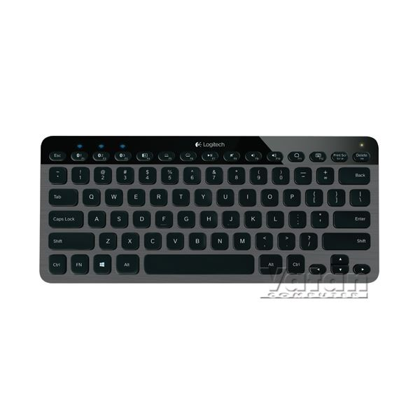 LOGITECH K810 ILLUMINATED BLUETOOTH KEYBOARD -  TR LAYOUT