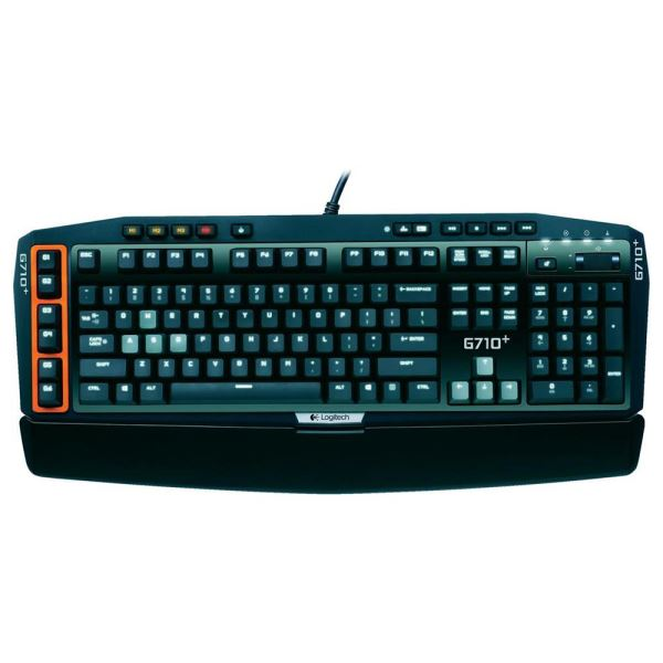 LOGITECH G710+ MECHANICAL GAMING KEYBOARD - TR LAYOUT