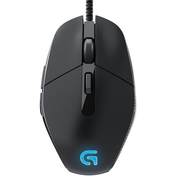 LOGITECH G302 MOBA GAMING MOUSE