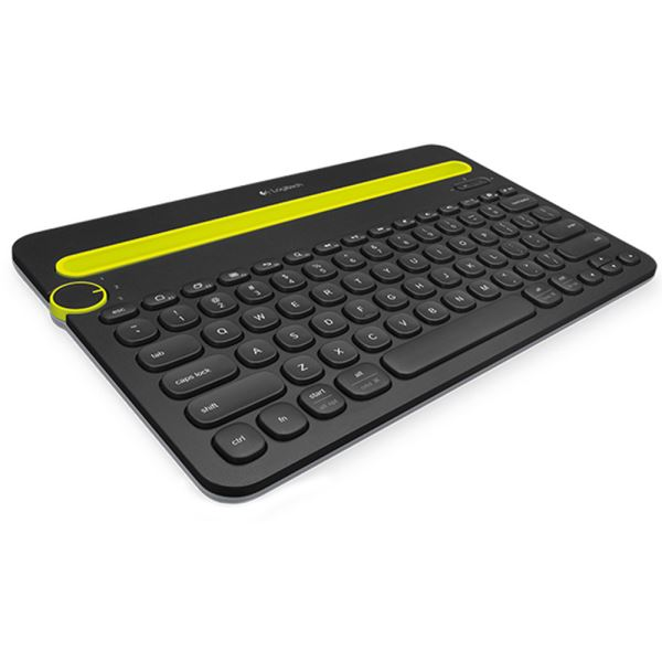 LOGITECH K480 BLUETOOTH KEYBOARD (BLACK)