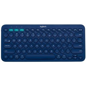 LOGITECH K380 BLUETOOTH BLUE TR MULTI KEYBOARD