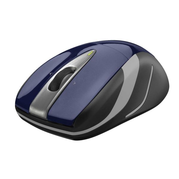 LOGITECH M525 WIRELESS MOUSE (BLUE)