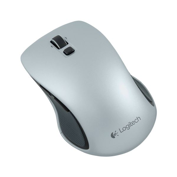 LOGITECH M560 MOUSE WHITE