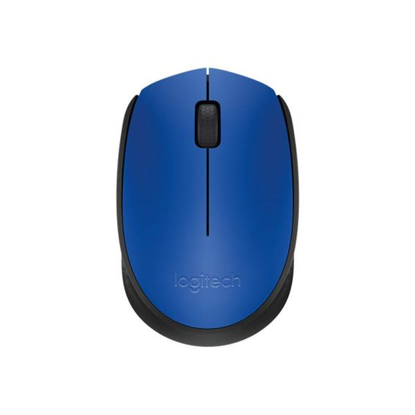 LOGITECH M171 MOUSE BLUE