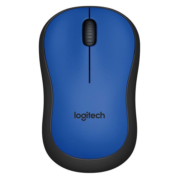 LOGITECH M220 SESSIZ MOUSE BLUE