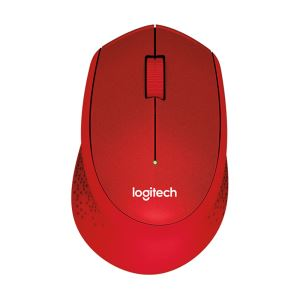 LOGITECH M330 SESSIZ MOUSE RED