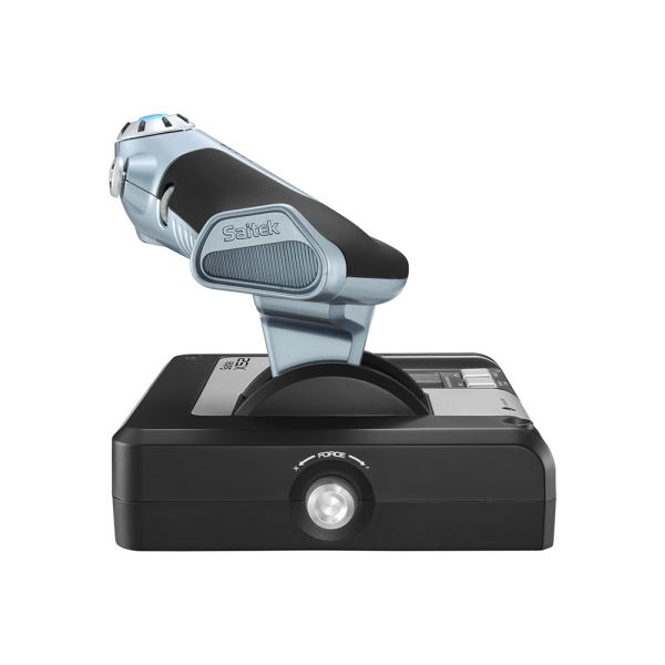 LOGITECH SAITEK PC X52 FLIGHT CONTROL SYSYTEM