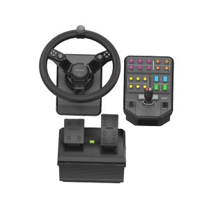 LOGITECH SAITEK PC SAI FARM SIM CONTROLLER FULL KIT