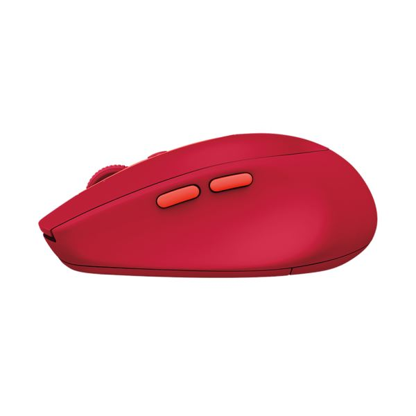 LOGITECH M590 SESSIZ FLOW MOUSE RUBY
