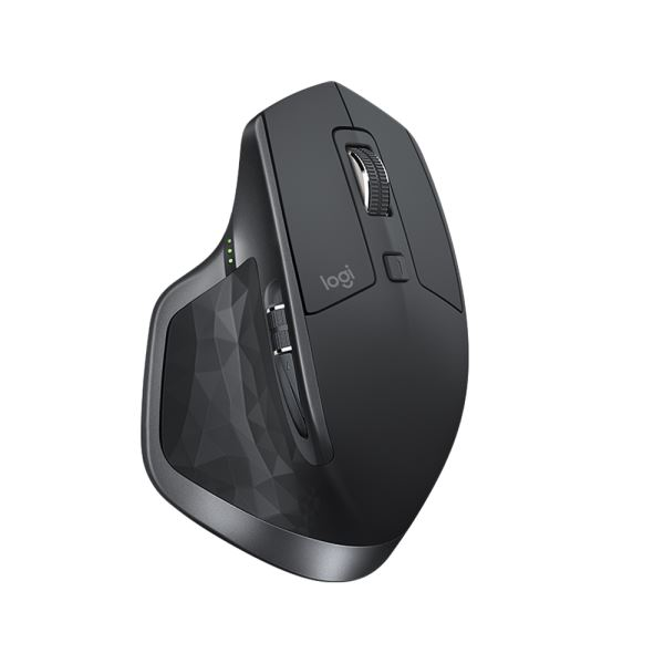 LOGITECH MX MASTER 2S FLOW MOUSE GRAPHITE