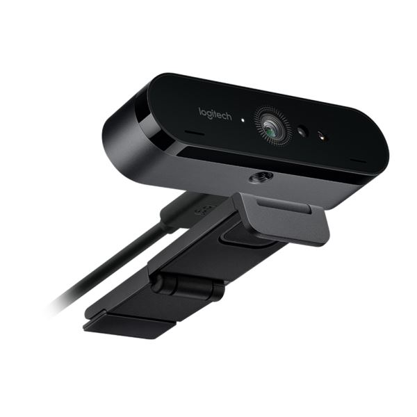 LOGITECH BRIO 4K ULTRA HD STREAM WEBCAM