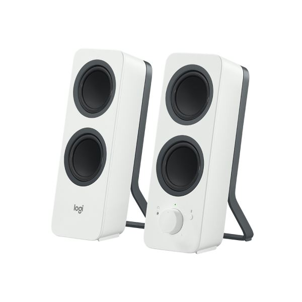 LOGITECH Z207 Bluetooth® Computer Speakers (OFF WHITE)