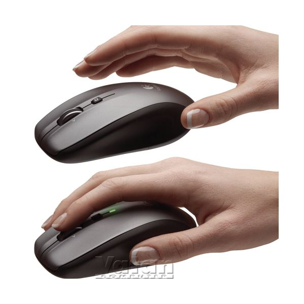 LOGITECH M515 UNIFYING WIRELESS NB MOUSE (SILVER)