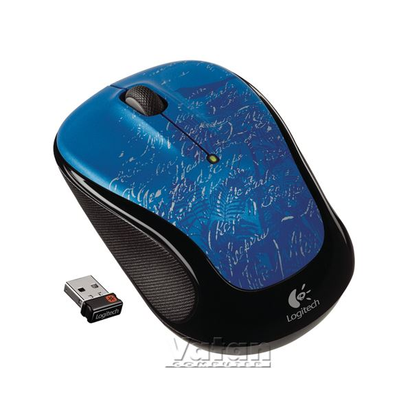 M325 UNIFYING WIRELESS OPTICAL NB MOUSE (INDIGO SCROLL)