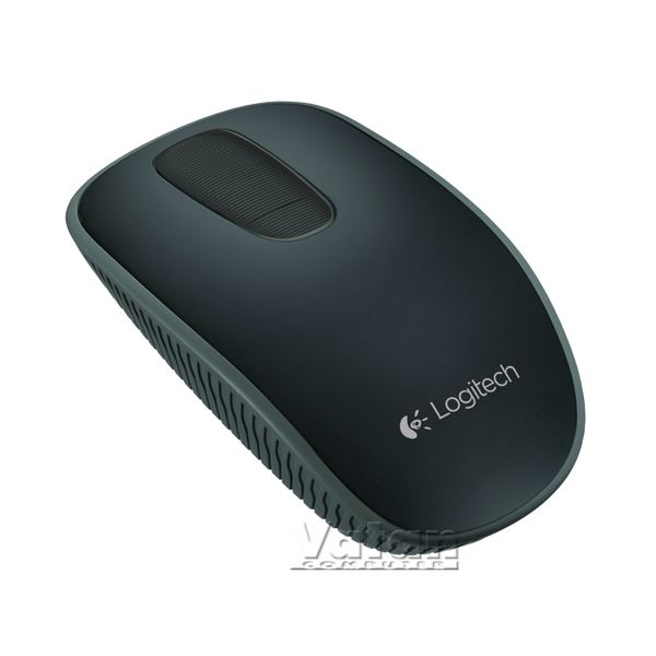 LOGITECH T400 ZONE TOUCH MOUSE (BLACK)